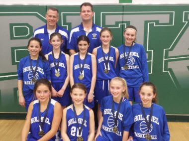 Girls 5th grade travel team